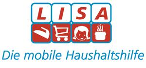 Lisa – Die mobile Haushaltshilfe Logo